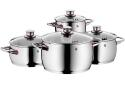 WMF Kochtopf- Set Quality One, 4- teilig