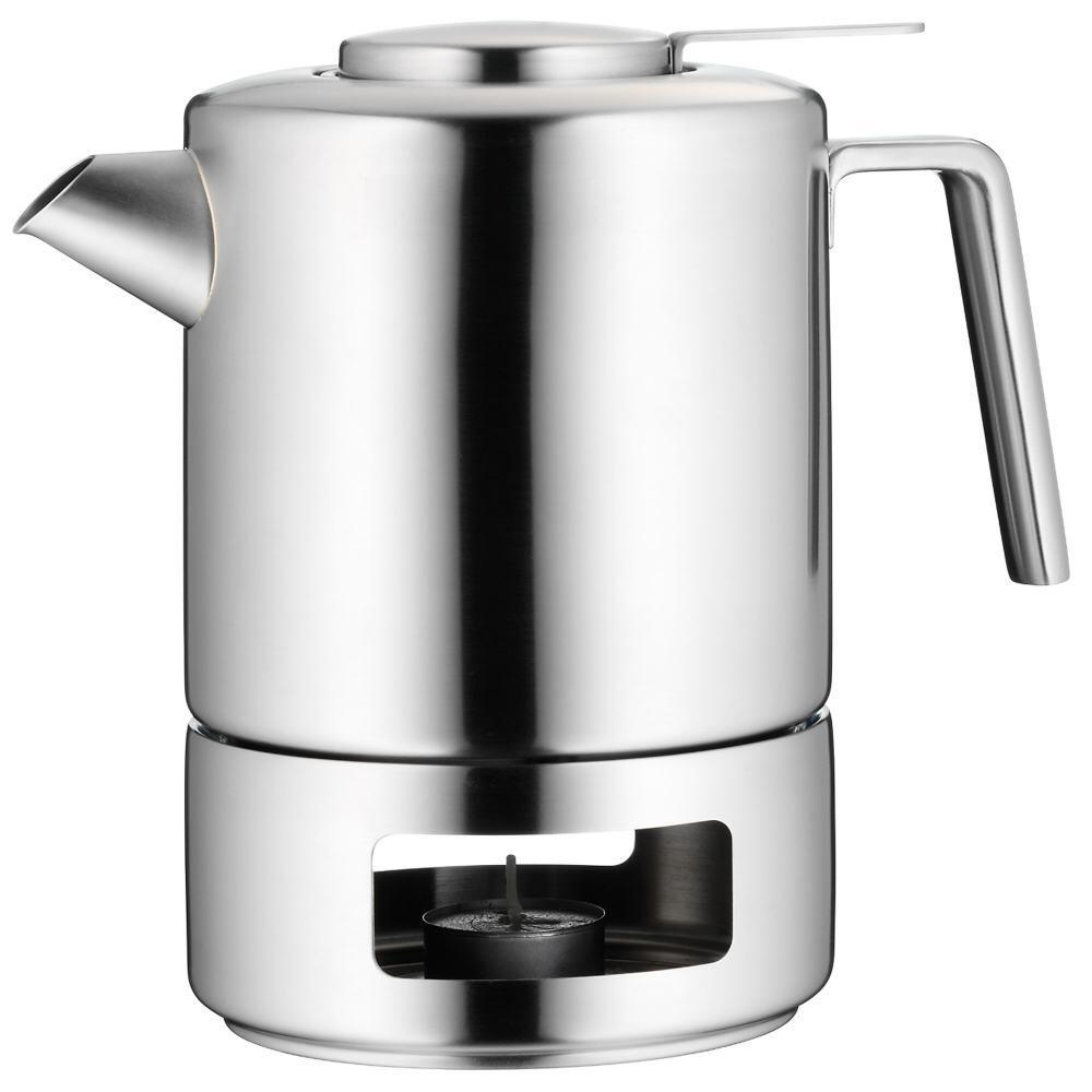 Moderne Teekanne wmf set kult tea 3 teilig kochform