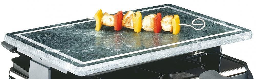 k chenprofi steinplatte f r raclette hot stone kochform. Black Bedroom Furniture Sets. Home Design Ideas
