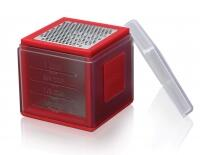 Microplane Multireibe Cube in rot