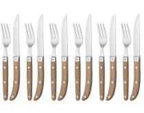 WMF Steakbesteck Set Ranch,12-teilig