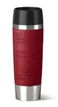 Emsa Isolier-Trinkbecher Travel Mug Grande in rot
