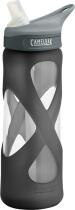 Camelbak Trinkflasche Eddy 700 ml aus Glas in charcoal