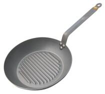 de Buyer Grill-Eisenpfanne Mineral B Element