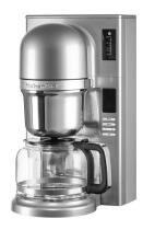 KitchenAid Filterkaffeemaschine in kontur silber
