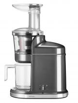 KitchenAid Maximal-Entsafter ARTISAN in medallion silber