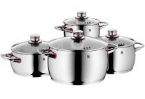 WMF Kochtopf-Set Quality One, 4-teilig