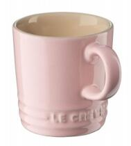 Le Creuset Becher in chiffon pink