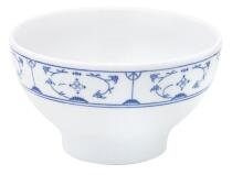 Kahla Tradition Bowl 14 cm rund in Blau Saks