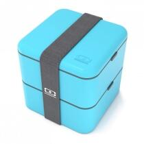 Monbento MB Square Bento-Box in himmelblau
