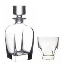 RCR Whisky-Set Diamante