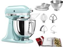 KitchenAid Küchenmaschine ARTISAN 175PS in eisblau, 4,8 L