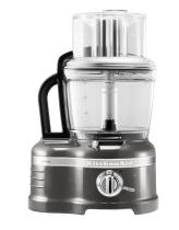 KitchenAid Food Processor ARTISAN medallion silber