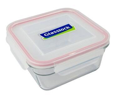 Kühlschrank Quadratisch : Glasslock frischhaltebehälter ofengeeignet quadratisch kochform
