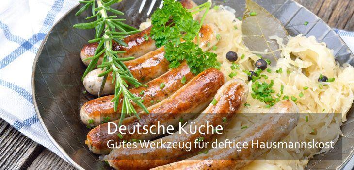 Deutsche Küche Leckere Rezepte Einfach Zubereitet Bei KochForm