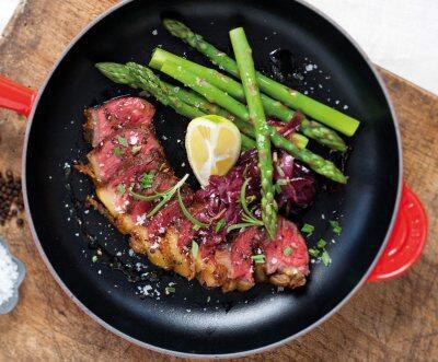 Outdoorküche Edelstahl Reinigen : Pfanntastisch braten 1 klassisch robuste pfannen bei kochform