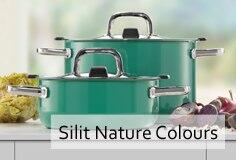 Silit Kochtopfserie Nature Colours