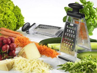 Salat II: Salate aus heimischem Gemüse