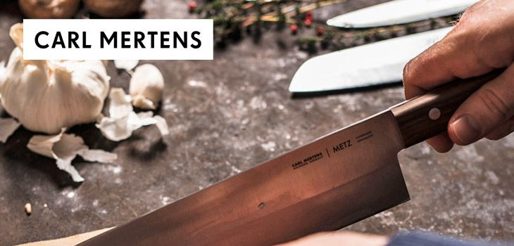 Carl Mertens - Edles Design aus Solingen