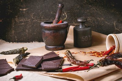 Das feine Geschenk der Götter: Schokolade