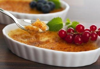 Creme Brulée - der französische Dessertklassiker
