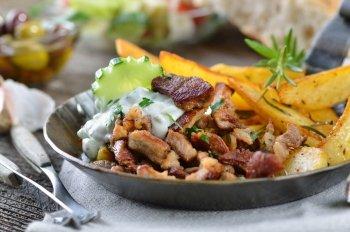Eisenpfannen - die Pfanne für knusprige, goldgelbe Bratkartoffeln und mehr