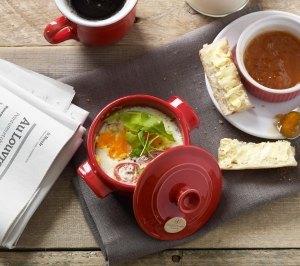 Mini-Cocotten & Töpfchen - ideal zum Servieren am Tisch