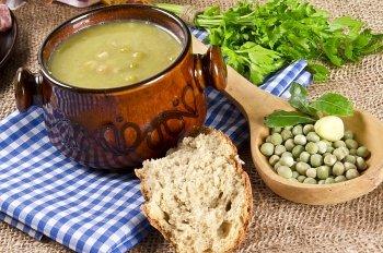 Kichererbsen & Saubohnen