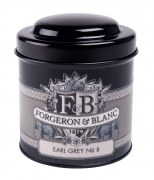 Forgeron & Blanc Teemischung Earl Grey No. 8