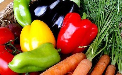 Die alte Liebe zu jungem Gemüse.