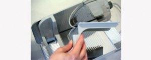 Schärfen Ihrer Graef Schneidemaschine
