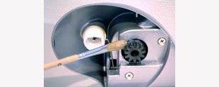 Reinigen und fetten einer Schneidemaschine von Graef