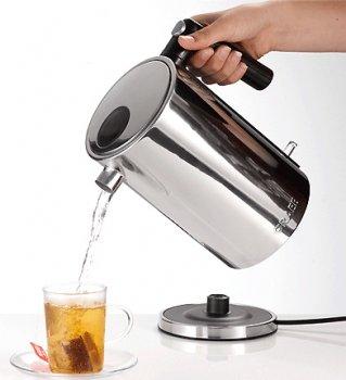 GRAEF Wasserkocher - Außen coole Temperaturen und Innen modernste Technik