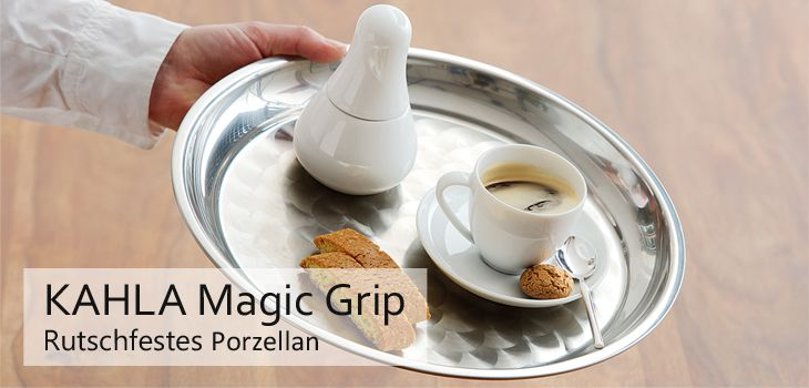 Kahla Magic Grip - Rutschfestes Porzellan