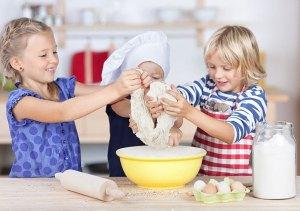 Entdecken Sie unsere kinderleichten Rezepte!