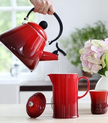 Le Creuset Wasserkessel - Unentbehrlichen für die stilvolle Teezeremonie