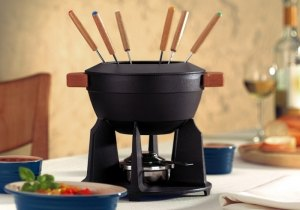 Fondue - Gemeinsam kochen, essen & plaudern