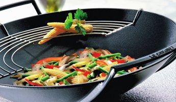 Alles für die asiatische Frischeküche