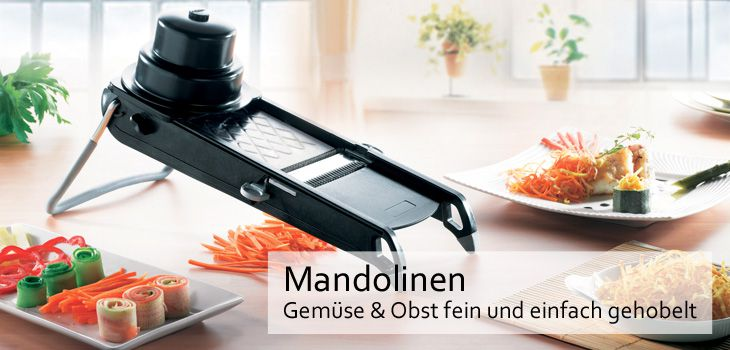 gem sehobel mandolinen f r gem se rohkost extra scharf. Black Bedroom Furniture Sets. Home Design Ideas