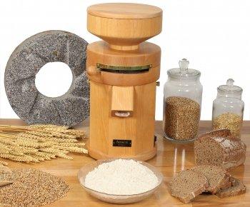 hawos Getreidemühlen - Handarbeit in Perfektion