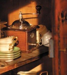 Peugeot Kaffeemühlen - das volle Aroma von frisch gemahlenem Kaffee