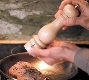 Peugeot Pfeffermühlen - Mahlwerke für ein volles Pfefferaroma