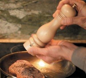 Pfeffermühlen - Mahlwerke für ein volles Pfefferaroma