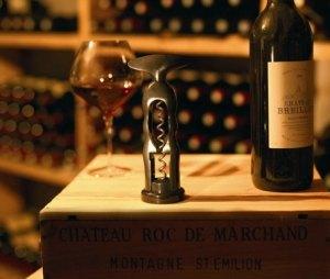 Die Qualität des Weines von der Flasche ins Glas bringen