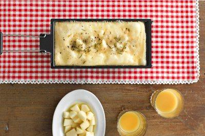 Raclette - der zarteste Schmelz, seit es Käse gibt