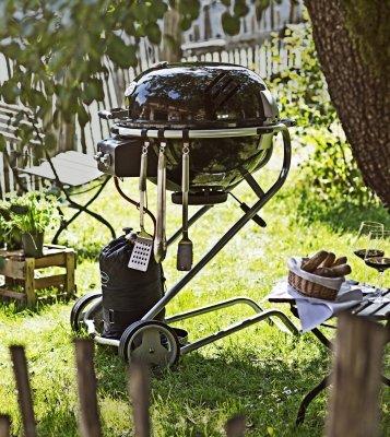Barbecue oder Wenn die Rauchzeichen aufsteigen