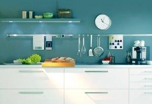 Das funktionelle Ordnungssystem der Offenen Küche