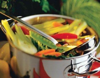 Die Supp ′ - Labsal und Lebenselixier mit dem Charme des Einfachen