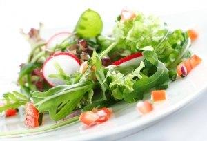 Salat - von der Sättigungsbeilage zum kulinarischen Hochgenuß