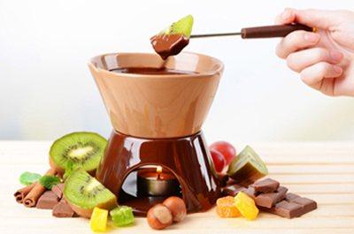 Fondue - Essen in geselliger Runde